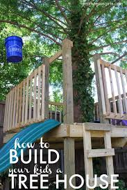 ideas for building a tree house crafty texas girls pinterest