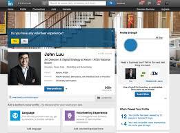 How To Add My Resume To Linkedin A Designer U0027s Guide To Linkedin