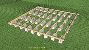 construire son chalet en bois préparation de plots pour le montage d u0027un chalet avi youtube