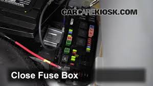2010 Dodge Charger Interior Interior Fuse Box Location 2006 2010 Dodge Charger 2006 Dodge