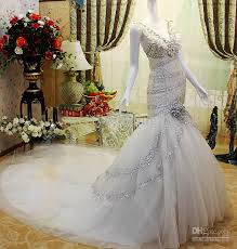 bling wedding dresses gorgeous collection of mermaid wedding dresses with bling cherry