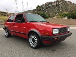 1986 volkswagen gti german cars for sale blog