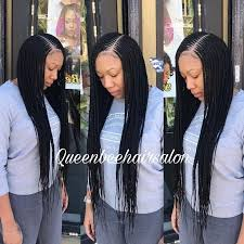 cornrows hairstyle with part in the middle new braid and cornrow yebo hairstyles fashenista