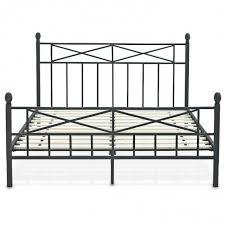 Assemble King Size Bed Frame Metal Bed Frame Assembly Post List Estathics Design