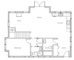 make a floor plan draw floor plan step 6 plassér fast innredning hyller