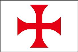 templar cross flag 5x3 flagseller