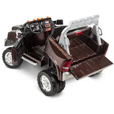 Dodge 3500 Truck Colors - kidtrax ram 3500 dually longhorn edition 12 volt battery powered