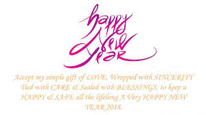 happy new year 2018 messages sms for boyfriend friends family