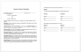contract format exol gbabogados co
