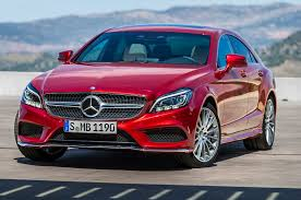 mercedes benz jeep red facelifted mercedes benz cls and cls shooting brake revealed autocar