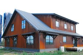 Barn Roof Styles by Tru Snap Siding Metal Siding And Roofing By Bridger Steel Metal