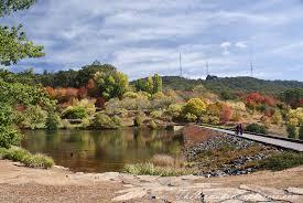 Mt Lofty Botanic Gardens Mount Lofty Botanic Garden Something For Every Season The