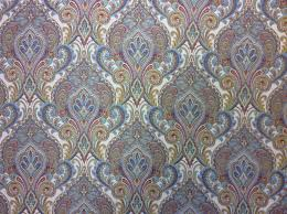 marrakesh paisley italian woven damask rich tapestry marrakech