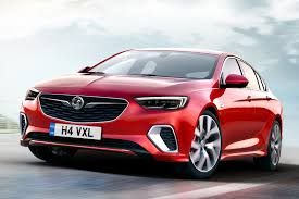 the gsi badge is back new vauxhall insignia gsi confirmed for