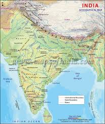 world map mountains rivers deserts india geography maps india geography geographical map of india