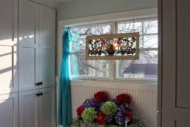 Window Decor Film Bathroom Design Fabulous Window Decor Static Window Film Stick