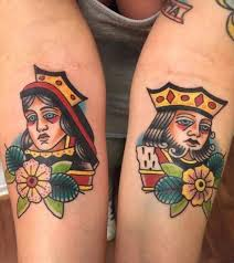 165 top king and queen tattoos for couples 2018 page 5 of 5