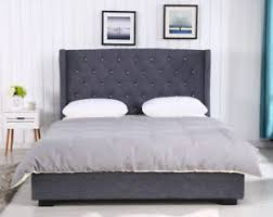 Upholstered Bed Frame Cole California by Upholstered Bed Buy And Sell Furniture In Mississauga Peel