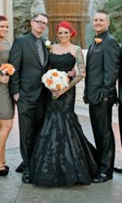 black wedding dress black wedding dresses preowned wedding dresses