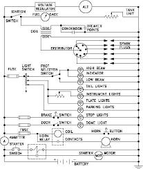 figure 12 schematic of a car u0027s electrical circuit