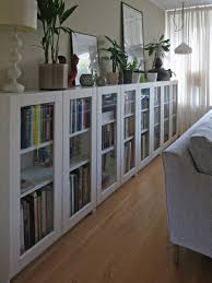 Small Bookcases With Glass Doors 30 Genius Ikea Billy Hacks For Your Inspiration Ikea Hackers