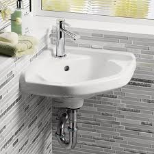 Corner Sink Faucet Barclay Vitreous China Products U0026 More