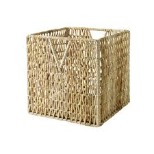 ikea baskets pjas basket boxes brown ikea other