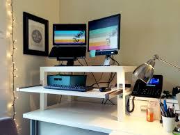 ikea stand desk best ikea standing desk hack inspirations minimalist desk design