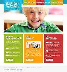play school brochure templates education joomla template template website and website designs