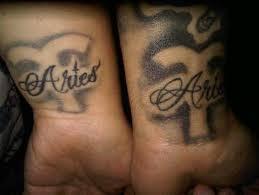 54 elegant zodiac sign wrist tattoos