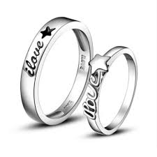 promise ring sets for him and unique him and promise ring sets