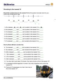 rounding worksheet worksheets for kids u0026 free printables