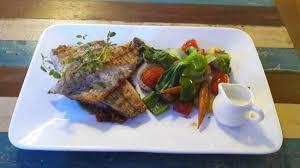 cuisine à la plancha seabass fillets a la plancha picture of kutai cuisine