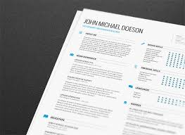 interactive resume 20 free editable cv resume templates for ps ai