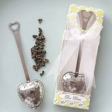 tea party favors tea party stainless steel tea party favors classic theme 156019