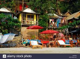 beach bungalows stock photos u0026 beach bungalows stock images alamy