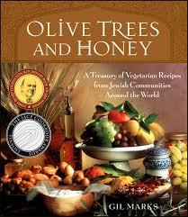 olive trees and honey a treasury of vegetarian recipes from