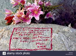 memorial flowers in loving memory stock photos in loving memory stock images alamy