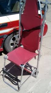 used ferno 107 ems stair chair stretcher for sale dotmed listing