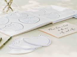 wedding wishes envelope 68 guest books from real weddings martha stewart weddings