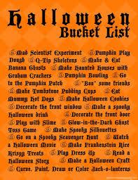 Printable Halloween Countdown Calendar Halloween Bucket List Printable While He Was Napping
