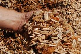Landscaping Wood Chips by Thomas Huckins Bark Mulch Waste Wood Recycling Landscaping
