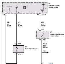 outside air temperature sensor bmw forum bimmerwerkz com