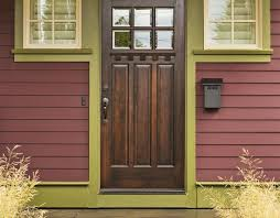 Solid Exterior Doors Hollow Vs Solid Wood Doors