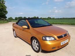vauxhall astra bertone convertible 1 6 petrol 2002 in watton