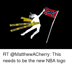 Nba Logo Meme - caution caution caution caution caution rt this needs to be the new