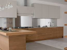stainless steel backsplashes for kitchens kitchen 36 two toned kitchen wall cabinet with doors and