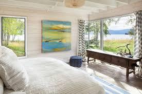 modern rustic cabin montana