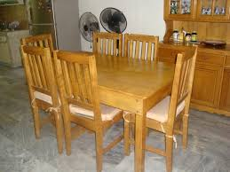 used dining room furniture