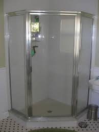 allow enough elbow room when installing a corner shower silive com